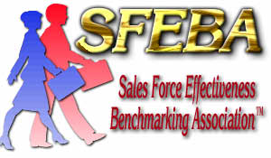 Sales Force Effectiveness Benchmarking Association logo